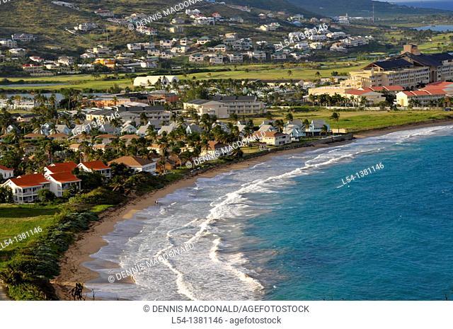 Basseterre St  Kitts Caribbean Cruise NCL Island Vista
