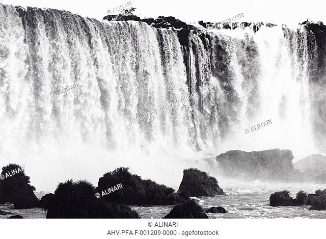 Waterfall, shot 1975-1995 by Pittini, Filiberto