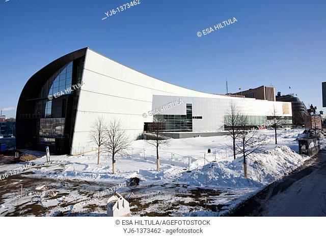 Museum of Contemporary Art Kiasma Helsinki Finland