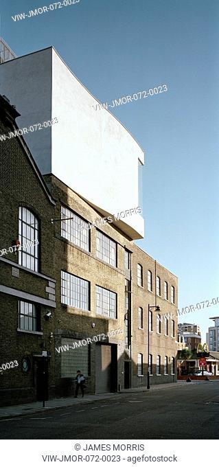 Victoria Miro Gallery, London, United Kingdom, Claudio Silvestrin Architects & Michael Drain Architects, 2006.,ART GALLERY, Architect