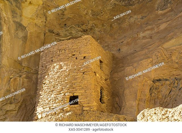 Tower Ruins, Ancestral Pueblo, up to 1,000 years old, Bears Ears National Monument, Utah, USA