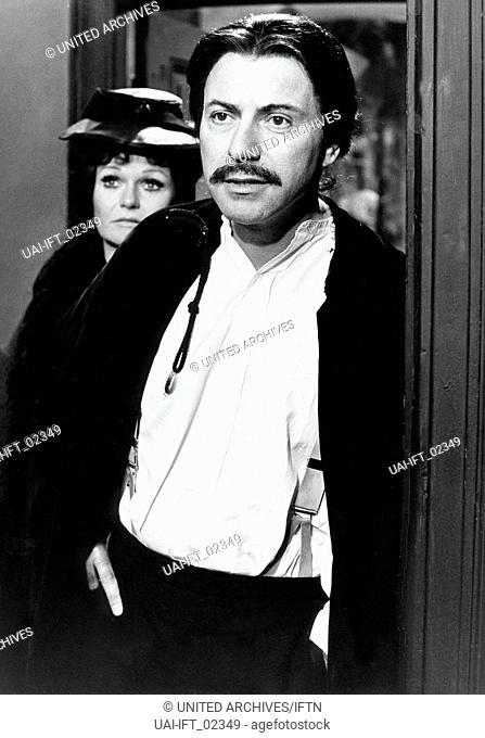 The Magician of Lublin, aka: Der Magier, Israel/Deutschland 1979, Regie: Menahem Golan, Darsteller: Alan Arkin, Valerie Perrine