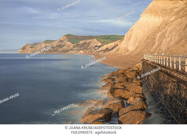 Golden Cap, Dorset, England, United Kingdom