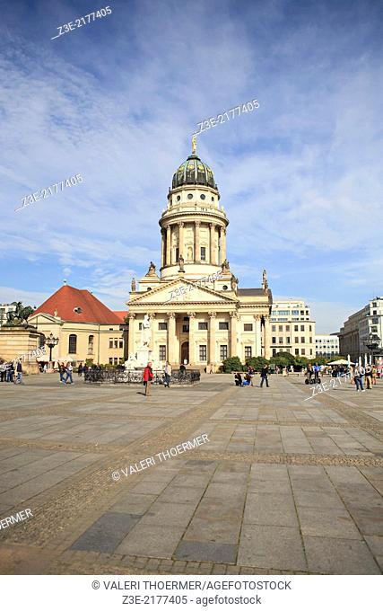 Französiche Kirche zu Berlin,