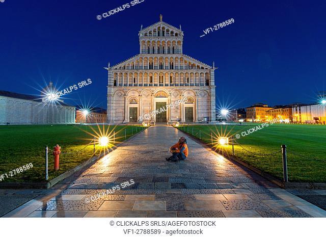 Europe,Italy,Tuscany,Pisa