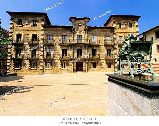 Camposagrado Palace, Aviles, Spain