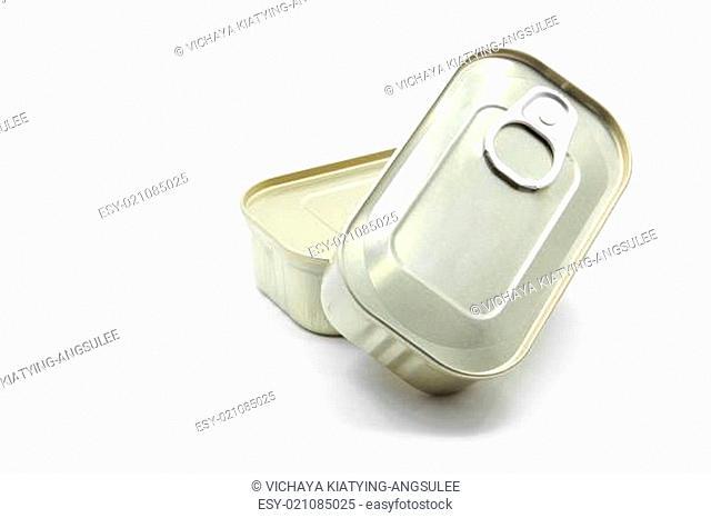 tin aluminum can