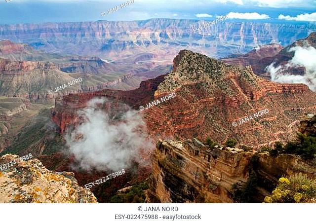Grand Canyon - steter Tropfen.