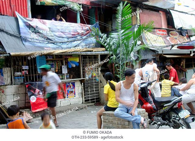 Lifestyle at Intramuros, Manila, Philippines