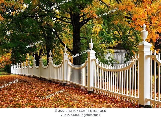 Autumn Picket
