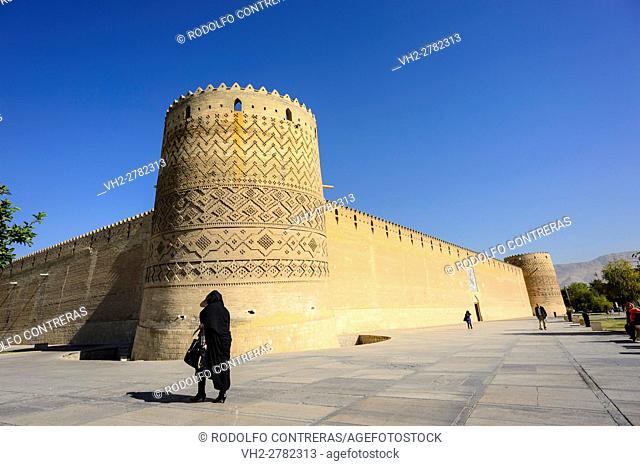 Citadel in Shiraz