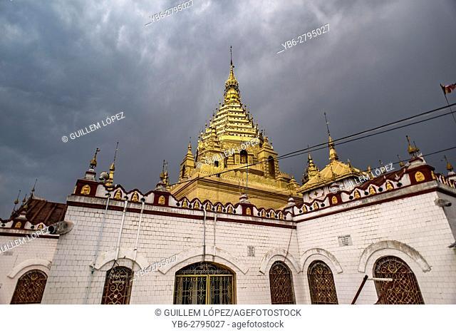 Yadana Man Aung Paya, Nyaungshwe, Myanmar