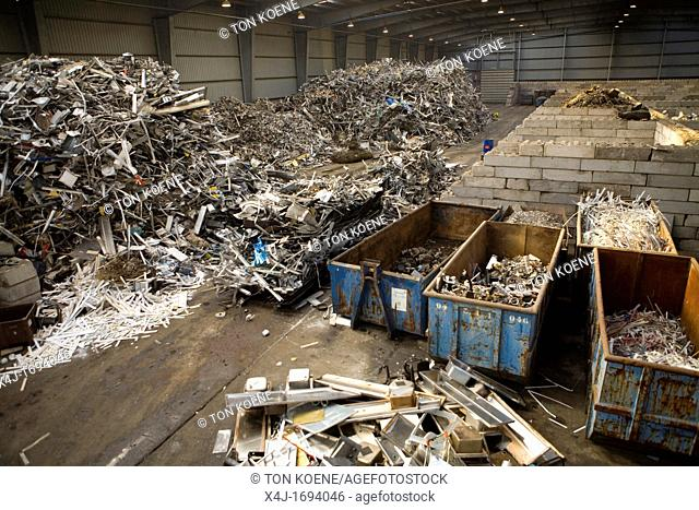 Recycling of metals All municipalities in The Netherlands are required to provide known collection points for recyclable and/or hazardous materials All types of...