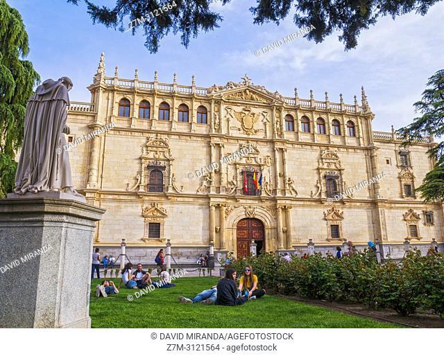 Universidad de Alcalá de Henares. Madrid, Spain