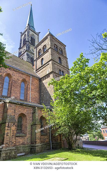 St. Stephani church, Kulturkirche, Bremen, Germany