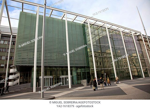 Imperial College London in South Kensington - London