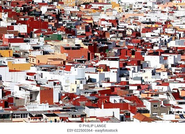 City of Algeciras, Andalusia Spain