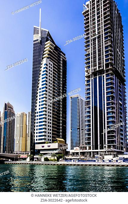Dusit Residence Tower at Dubai Marina, Dubai, UAE