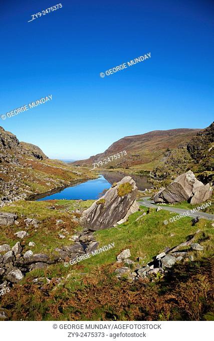 The Gap of Dunloe, Killarney National Park, County Kerry, Ireland