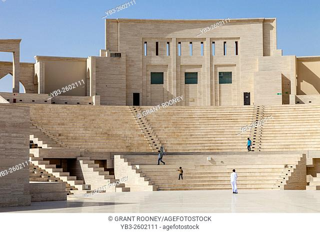 The Amphitheater, Katara Cultural Village, Doha, Qatar
