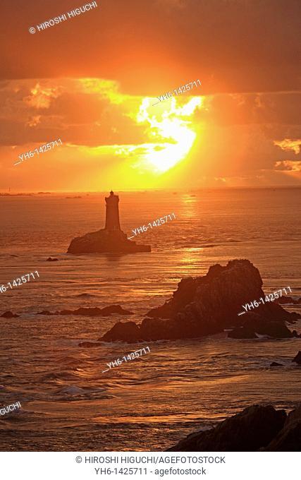 France, Brittany, Finistere, Cornouaille, Pointe du Raz
