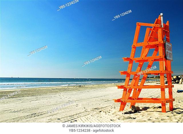 Rye Beach, Off Season