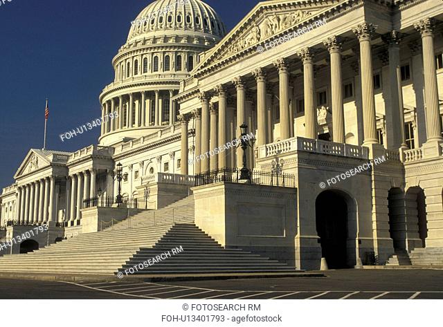 U.S. Capitol, Washington, DC, District of Columbia, capitol, capital city, The United States Capitol Building in the nation's capital Washington, D.C