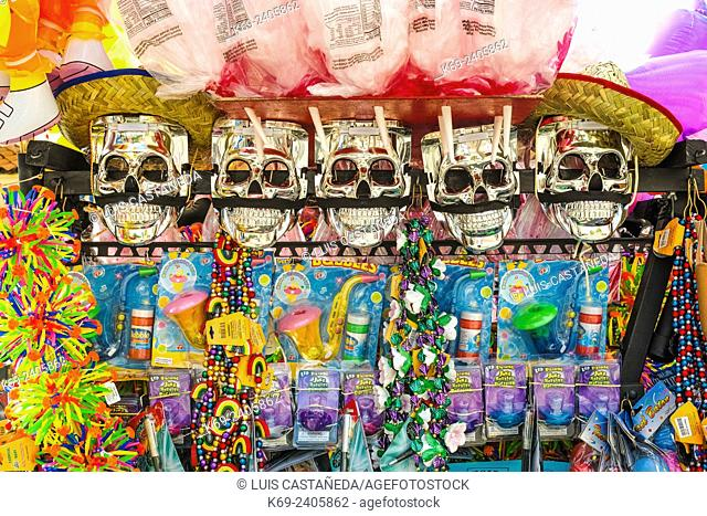 Carnival Things. Little Havana. Calle Ocho. Miami. Florida. USA