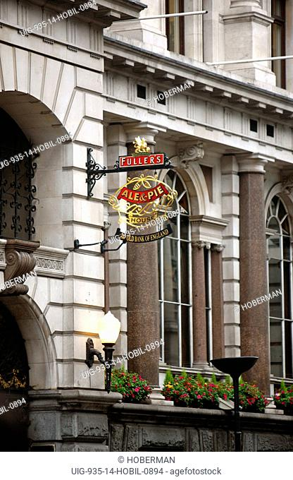 The Old Bank of England Pub, London