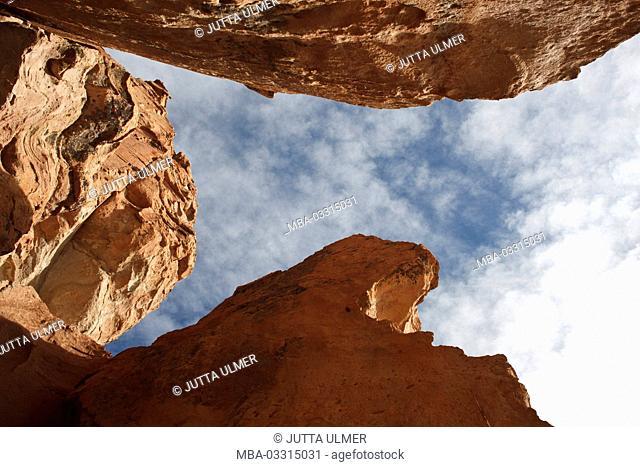 Bolivia, Los Lipez, Valle de las Rocas