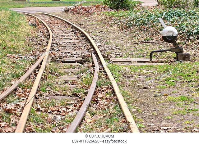 Tracks and Track Switch 1