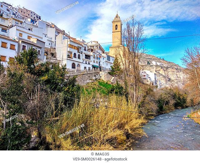 Alcalá del Júcar, Albacete province, Spain