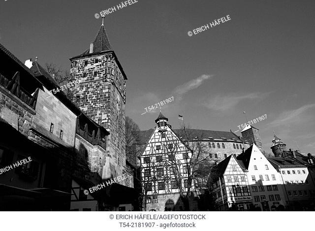 Castle of Nuremberg