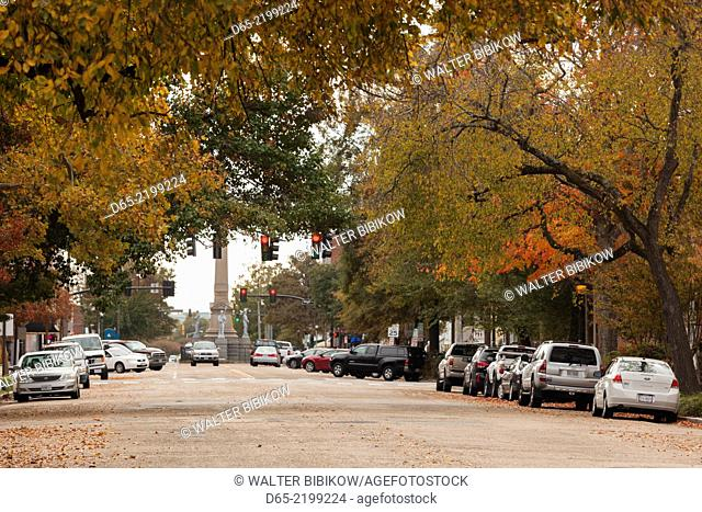 USA, Virginia, Portsmouth, Olde Town Historic Distric