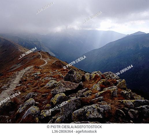 Poland. Tatra mountains