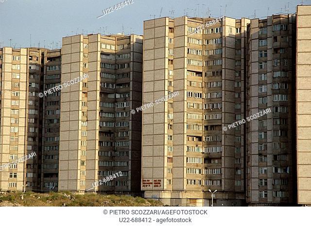 Yerevan, Armenia: popular houses
