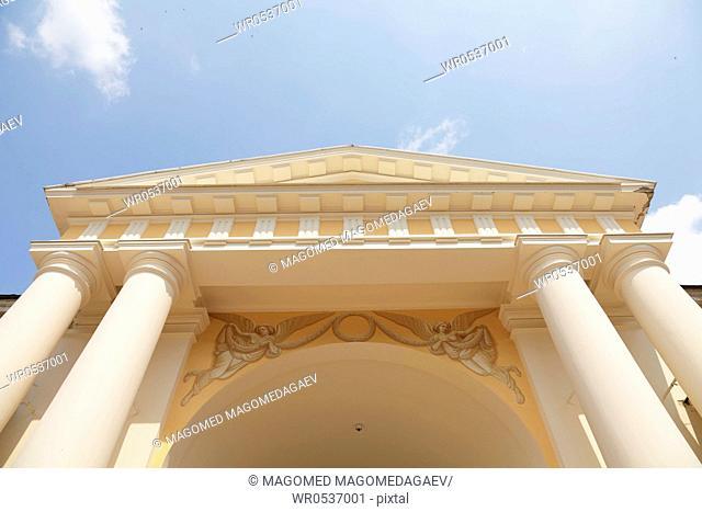 Classical Building Architecture