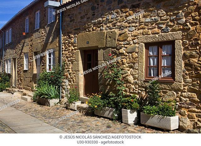 Historic Village of Castelo Rodrigo, in Beira Alta of Guarda District  Portugal