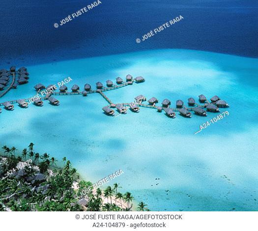 Resort. Bora Bora. French Polynesia