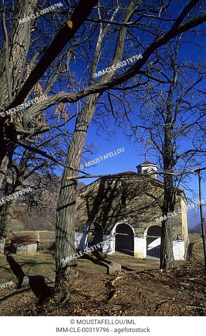 Church, Florina, Macedonia West, Greece