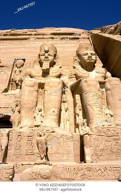 egypt, abu simbel