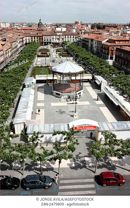 Main Square, Alcala de Henares, Spain
