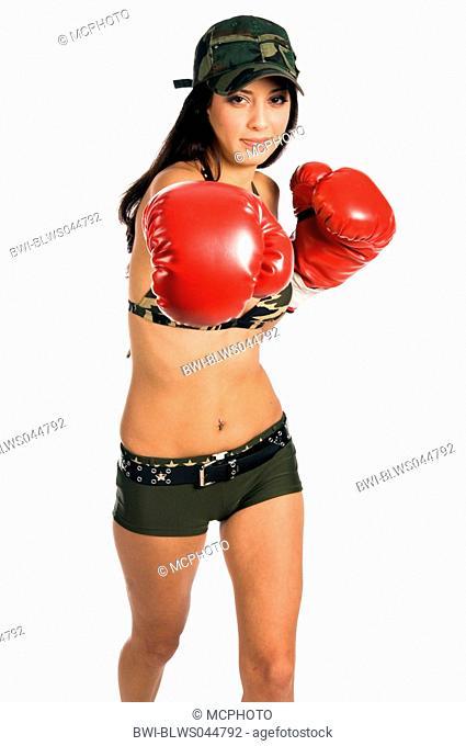 young amateur latina