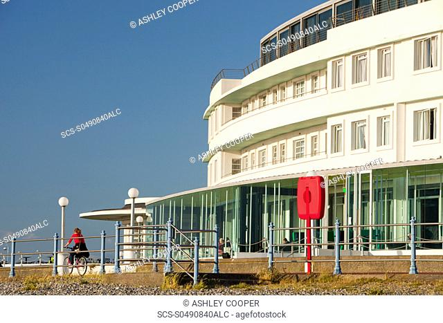 Morecambe on Lancashire's coast was a faded Victorian seaside resort in terminal decline In recent years the area has seen regeneration driven by Lancaster City...