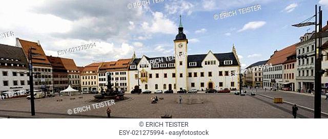 Rathaus am Obermarkt