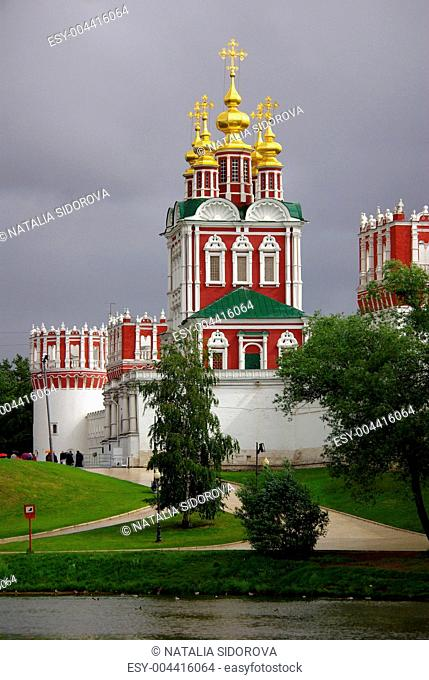 Great monasteries of Russia
