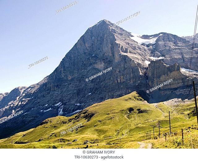The Eiger North Wall
