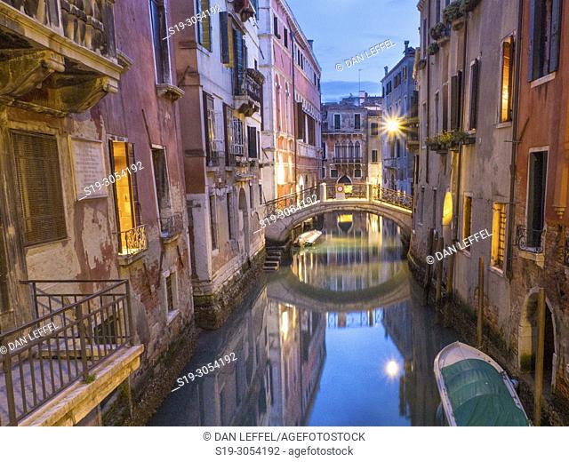 Canal, Venice, Italy