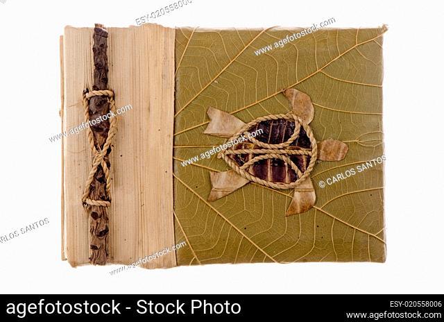 Handcrafted picture album