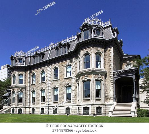 Canada, Quebec, Montreal, Shaughnessy House, Canadian Centre for Architecture